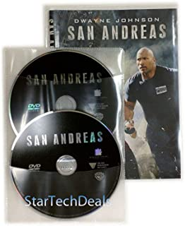 100 Clear CPP Movie Plastic Sleeves + 2 Disc Non-Woven Sleeves by StarTechDeals (Limited Edition)