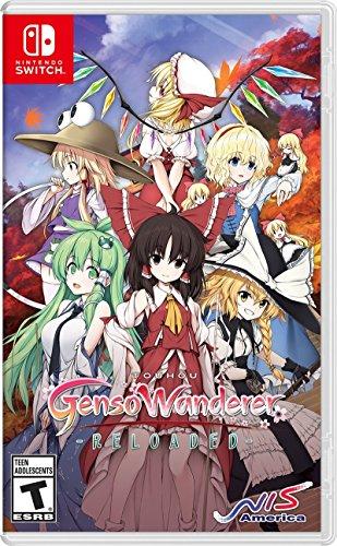 TOUHOU GENSO WANDERER RELOADED - TOUHOU GENSO WANDERER RELOADED (1 Games)