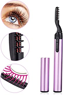 Rizador De PestañAs EléCtrico - Maquillaje De Rizador De