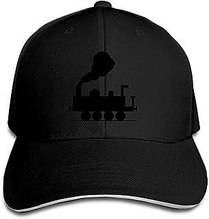 Cricket Freight Train Engine Sandwich Cap for Man