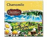 Celestial Seasonings Herbal Tea, Chamomile, 40 Count (Pack of 6)