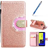 Robinsoni Custodia Compatibile con Samsung Galaxy J6 2018 Cover Sparkle Custodia Galaxy J6...