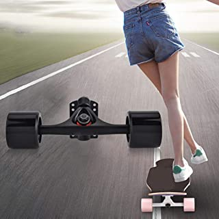 Liukouu Hardware para Camiones de Skate, 2 Piezas/Juego de Camiones con Ruedas de Skate, Camiones y Ruedas de Skate, prácticos para Equipos de Skate