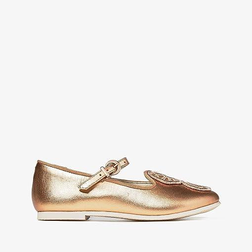 Rose Gold/Gold Glitter