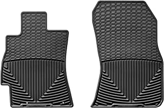 WeatherTech Trim to Fit Front Rubber Mats for Subaru Outback, Black