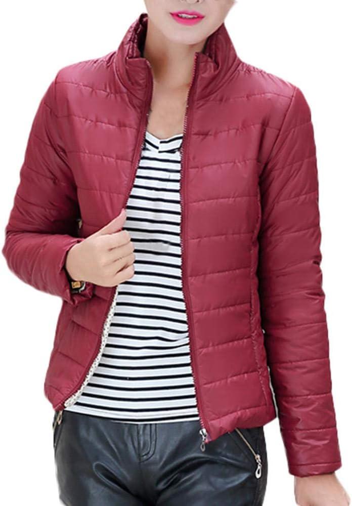 Happy-W Selling rankings Winter Coat Ultra Light White Winte Slim Outlet ☆ Free Shipping Duck Down Women