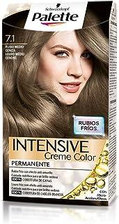 Palette Intense - Tono 7.1 Rubio Medio Ceniza - Coloración