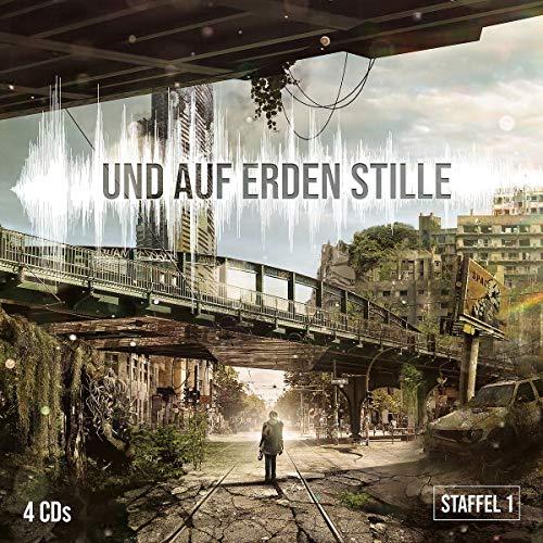 Und Auf Erden Stille-Staffel 1 (4CD Hörspielbox)
