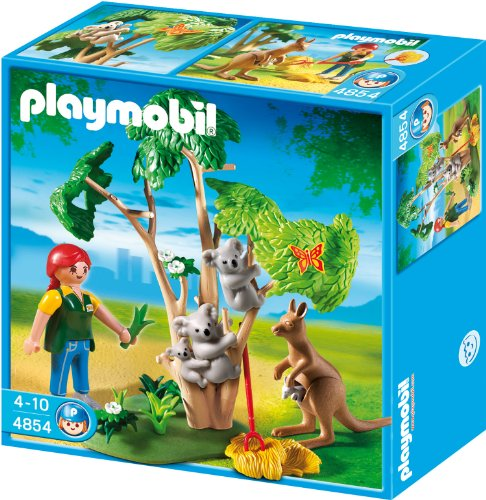 Playmobil 4854 - Koala-Baum mit Känguru