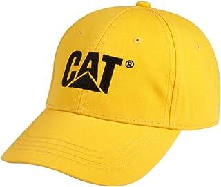 Workwear Bundle: Caterpillar Men's Trademark Cap & Hammer...