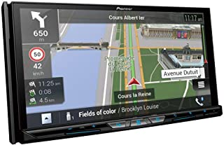 Pioneer AVIC-Z930DAB 2-DIN Mediacenter, Navi, Wi-Fi, 7-inch touchscreen, smartphone-verbinding, Bluetooth, Apple CarPlay, ...