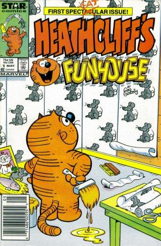 Heathcliff's Funhouse #1 (Marvel Comics)