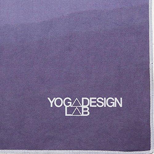 YogaDesignLab(ヨガデザインラボ)エコヨガタオル/ブレスマイクロファイバーのヨガラグヨガマットサイズ