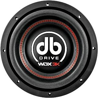 DB Drive 1500 Watts Dual 4 Ohm Voice Coil Car Audio 10
