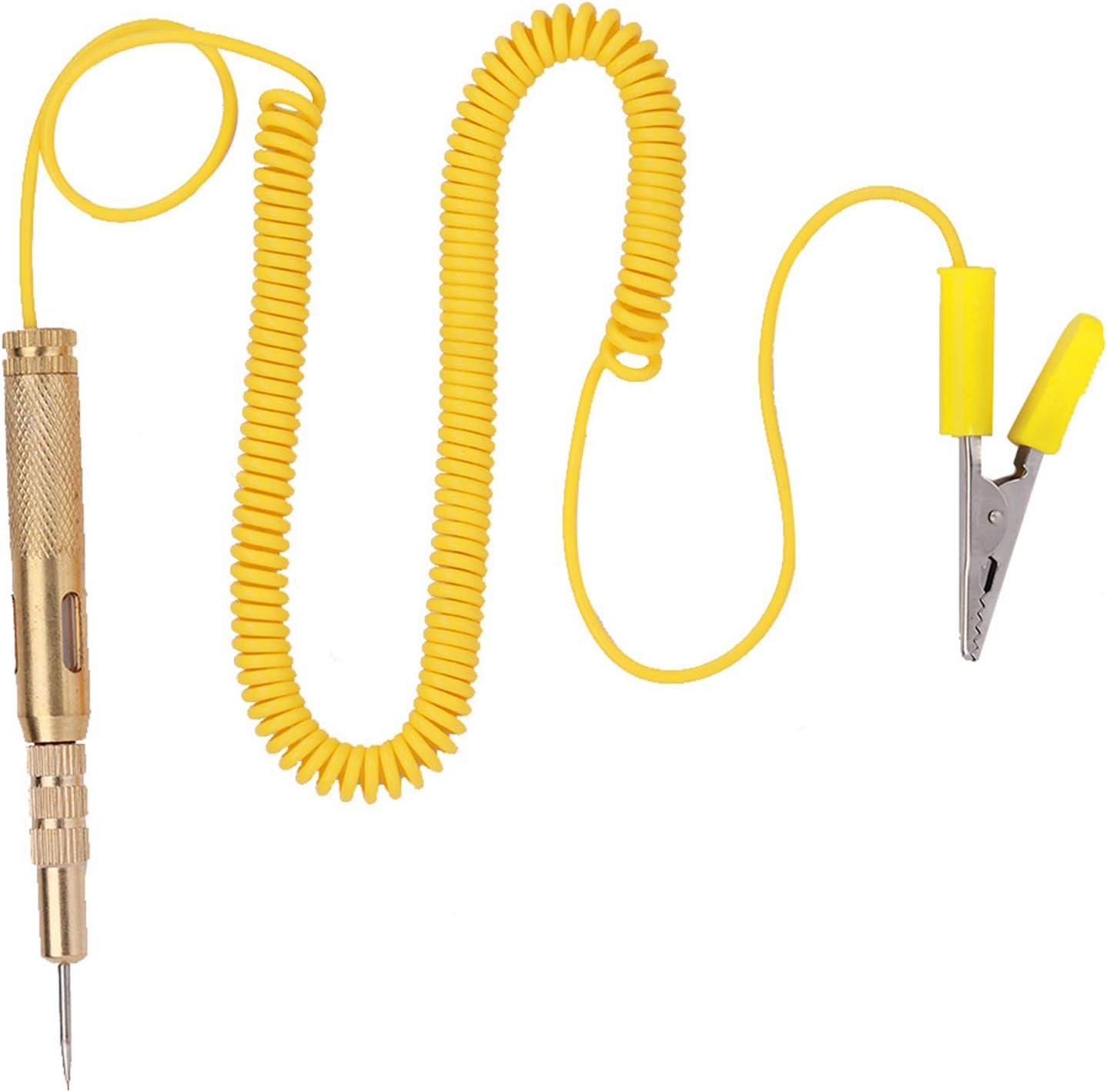 Nannigr shopping Circuit Tester Pen Light Pencil Bulb Inventory cleanup selling sale Aut
