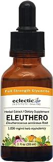 Eclectic Eleuthero Glycerite, Orange, 1 Fluid Ounce