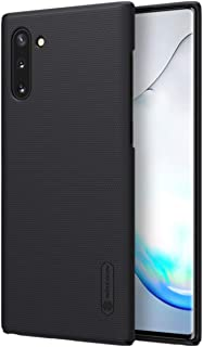 Nillkin NT10-NL-SF-B Hard Phone Case With Stand For Galaxy Note 10 - Black