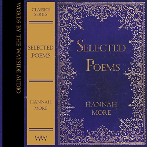 Selected Poems of Hannah More cover art