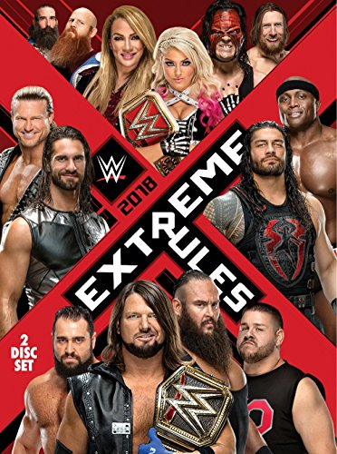 WWE: Extreme Rules 2018 (DVD)