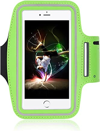 DARKNESSBEAM 手机臂包跑步运动臂带男女健身臂袋腕包苹果6s安卓臂套plus