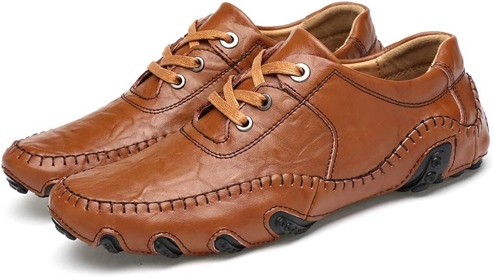 Weisheng Men's Classic 激安 Fashion 送料無料 激安 お買い得 キ゛フト Golf Shoe Street Leat Lightweight