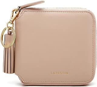 Best square zipper wallet Reviews