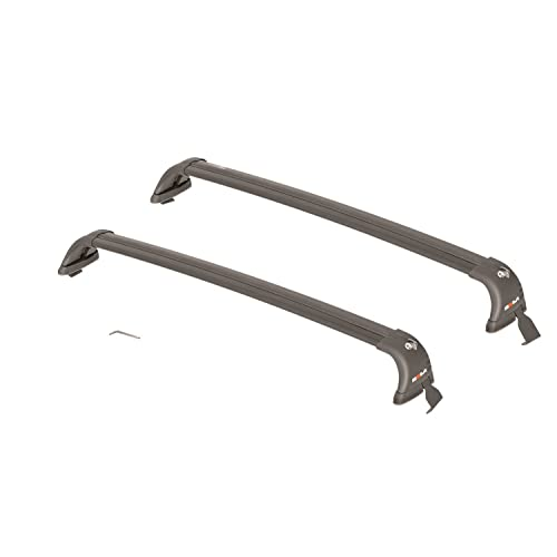 ROLA 59769 Removable Mount GTX Series Roof Rack for Ford Fiesta 4 Dr. Sedan