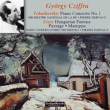 Tchaikovsky & Liszt: Orchestral Works