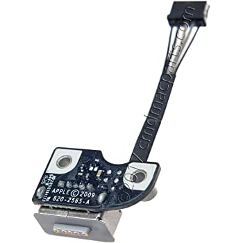 """Odyson - DC-in Power Board Replacement for MacBook Pro 13"""" Unibody A1278 & 15"""" A1286 (2009, 2010, 2011, 2012)"""