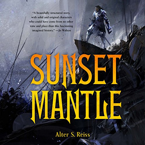Sunset Mantle audiobook cover art