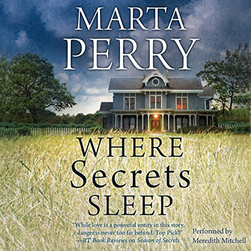 Where Secrets Sleep audiobook cover art