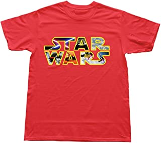 Goldfish Men's Cool Style Pre-cotton Star Wars T-Shirt