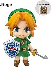 Jiege The Legend of Zelda: Majora's Mask 3D Link Nendoroid Action Figure - 3.93