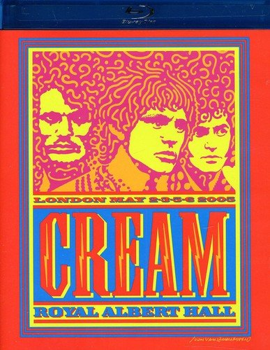 Cream: Live at the Royal Albert Hal…