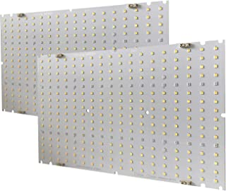 KQO 120W LED Grow Light PCBboards with Samsung LM281B 3000K 5000K UV and IR Full Spectrum Panel Lighting PCB Kit