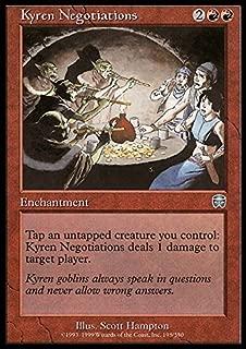 Magic: the Gathering - Kyren Negotiations - Mercadian Masques