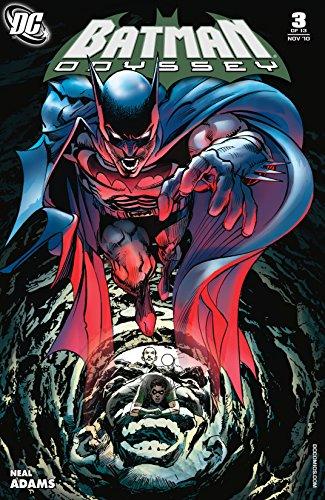 Batman: Odyssey (2010-2011) #3 (Batman: Odyssey (2011-2012)) (English Edition)