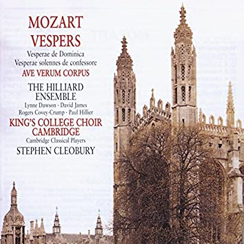 Verspers/ Ave Verum Corpus - Mozart
