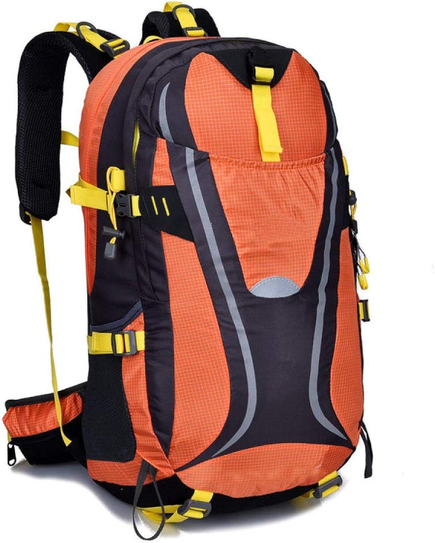 CSPMM Laptop-Rucksack MultiFarbe Mountaineering Tasche Outdoor Outdoor Outdoor Camping Wandern Rucksack 45L Rucksäcke Reisetaschen B07KKBC56N  Geschwindigkeitsrückerstattung 11cdcc