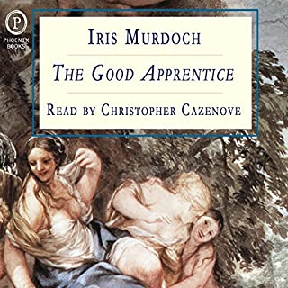 The Good Apprentice audiobook cover art