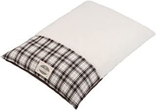 سرير كلاسيكي للحيوانات الأليفة من هابي تيلز، مع راحة الشيربا