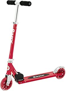 Razor Authentic A125 Anodized Kick Scooter,  Red