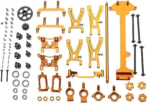El ultimo 2018 HobbyAnt - Kit de piezas piezas piezas de metal actualizadas para WLtoys 1 18 A949 A959 A969 A979 K929 RC Car  genuina alta calidad