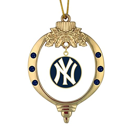 Final Touch Gifts New York Yankees Christmas Ornament - Yankees Christmas Ornaments: Amazon.com