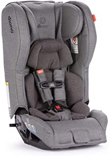 Diono Rainier 2AXT Latch, All-in-One Convertible Car Seat, Vogue Gray Dark