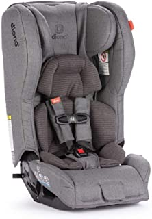 Diono Rainier 2AXT Latch, All-in-One Convertible Car Seat, Vogue Gray Dark (50216)