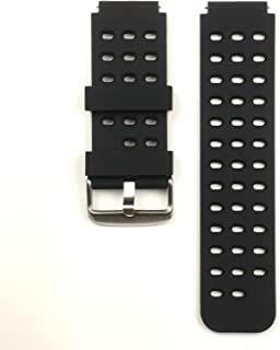 Richard Tracy Brand HAMMER Smart Watch Strap, Black