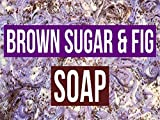 Brown Sugar And Fig Soap Plus How To Bevel Plane Your Bars