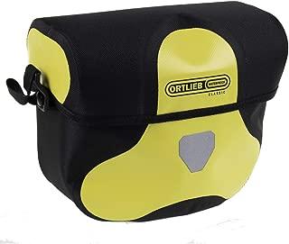 Ortlieb Ultimate 6 Classic Handlebar Bag: Medium 7 Liter Yellow/Black