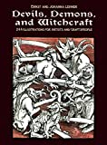 Devils, Demons, and Witchcraft: 244 Illustrations for Artist